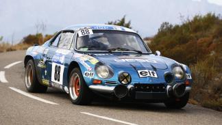 Los mejores coches de la saga V-Rally - Alpine A110