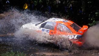 Los mejores coches de la saga V-Rally - Ford Escort WRC