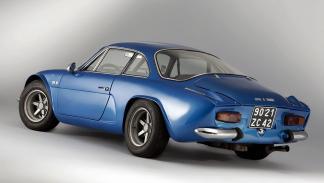 Los mejores Renault de la Historia - Renault Alpine A110