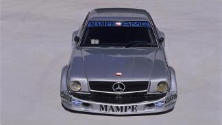 Mercedes 450 SLC AMG