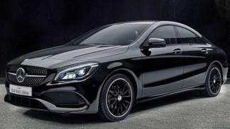 Mercedes CLA Star Wars