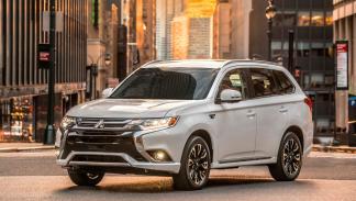 Mitsubishi Outlander PHEV 2017 (III)