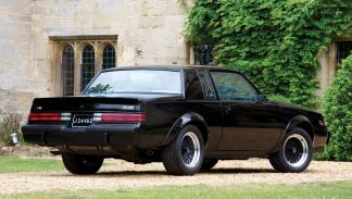 Muscle cars subestimados: Buick GNX (I)