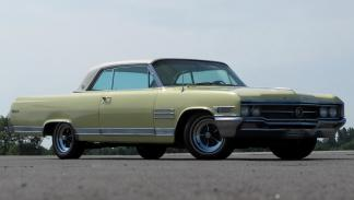 Muscle cars subestimados: Buick Wildcat (I)