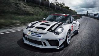 Porsche 911 GT3 Cup frontal