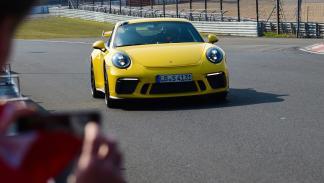 Porsche 911 GT3 en Nürburgring (II)
