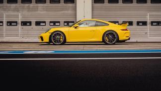 Porsche 911 GT3 en Nürburgring (III)