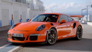 Un Porsche 911 GT3 RS como el que le regaló la esposa de Clooney por su 54º cumpleaños