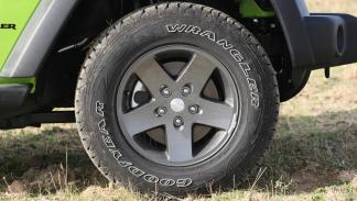 Prueba Jeep Wrangler (IX)