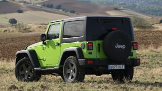 Prueba Jeep Wrangler (VI)