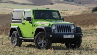 Prueba Jeep Wrangler (VII)