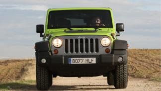 Prueba Jeep Wrangler (XI)