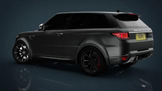 Range Rover Coupé 2 puertas (II)