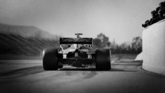 Red Bull F1 en los test de invierno en Barcelona 2017