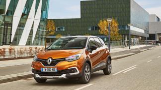 Renault Captur 2017 con su nuevo frontal