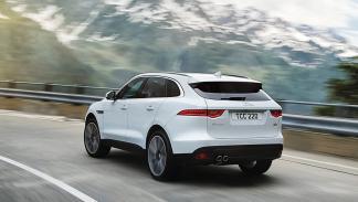 Los rivales del Jaguar F-Pace