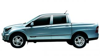 SsangYong Actyons Sport (III)