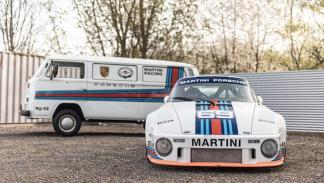 Subasta Porsche 935 y VW (II)