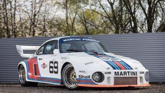 Subasta Porsche 935 y VW (III)