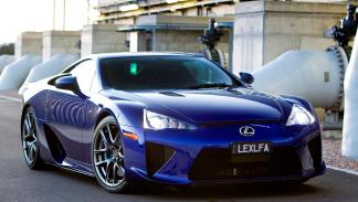 Superdeportivos: Lexus LFA (I)