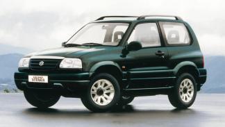Suzuki Vitara segunda generación