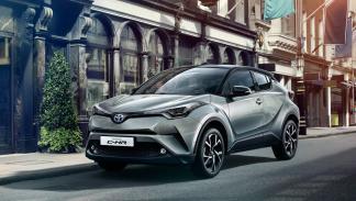 Toyota C-HR 2016 (III)