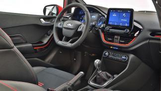 5 claves del Ford Fiesta 2017 - Su interior ha dado un pequeño paso para Ford... pero un gran salto para la Humanidad
