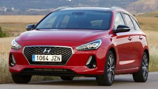 Hyundai i30 CW 2017 frontal