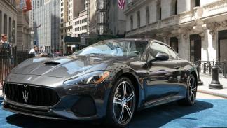 Maserati GranTurismo 2017 deportivo coupé lujo italia