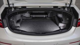 Prueba Mercedes Clase E Cabrio 2017 maletero