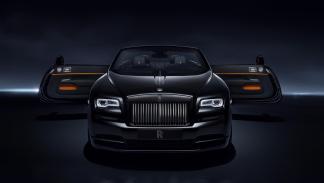 Rolls Royce Dawn Black Badge 2017 (IV)
