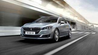 Las 5 claves fundamentales del Peugeot 508 - Es el sustituto del 407