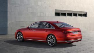 Audi A8 2018 (I)