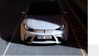 BMW iM2 Concept render
