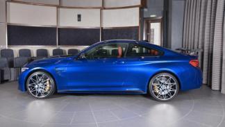 BMW M4 San Marino Blue (II)