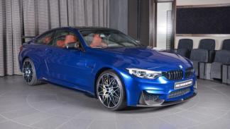 BMW M4 San Marino Blue (III)