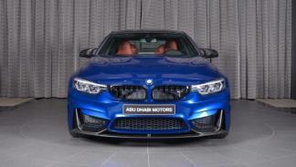 BMW M4 San Marino Blue (IV)