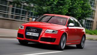 Coches familiares que mejor suenan: Audi RS6