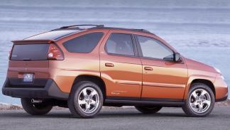 Coches más feos: Pontiac Aztek Rally (III)