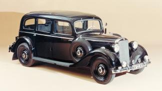 Los coches que nadie conoce de Mercedes - Mercedes-Benz 260D