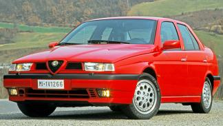 Coches que serán clásicos en 2017 - Alfa 155