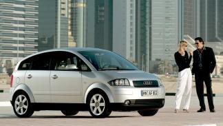 Coches raros que valdrán una millonada en el futuro... o no - Audi A2