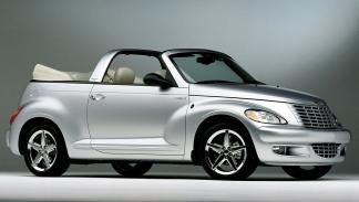 Coches raros que valdrán una millonada en el futuro... o no - Chrysler PT Cruiser Cabriolet