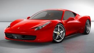 Los datos más flipantes del Ferrari 458 Italia - Diseñado por Pininfarina