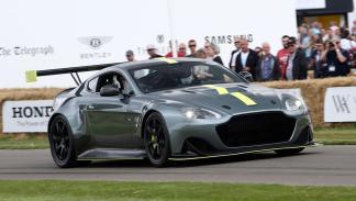 Los deportivos más rápidos de Goodwood - Aston Martin Vantage AMR Pro - 57,83 s