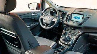 Ford C-Max monovolumen hibrido