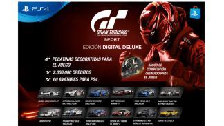 Gran Turismo Sport Digital Deluxe