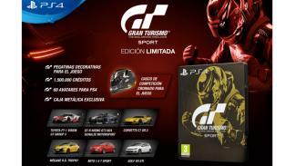 Gran Turismo Sport Limited