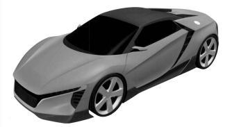 Honda ZSX (III)