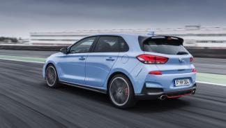 Hyundai i30 N zaga